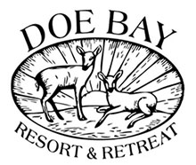 Doe Bay Resort and Retreat logo