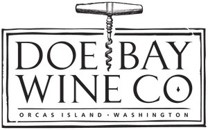 Doe Bay Wine Company logo