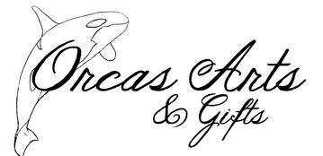 Orcas Arts and Gifts logo