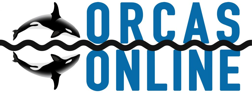 Orcas Online logo