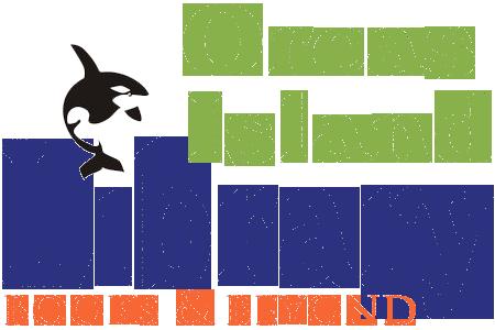 Orcas Island Library logo